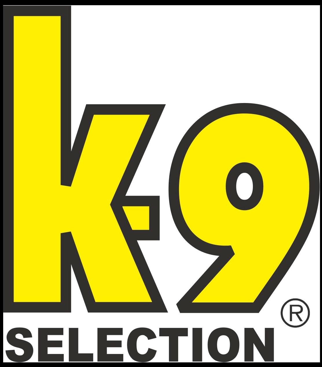 k-9 selection [logo]